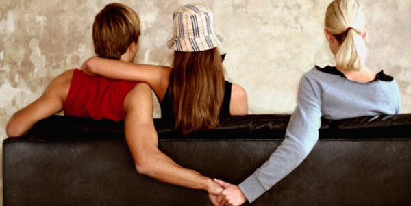 как женатому мужчине познакомится с замужней женщиной