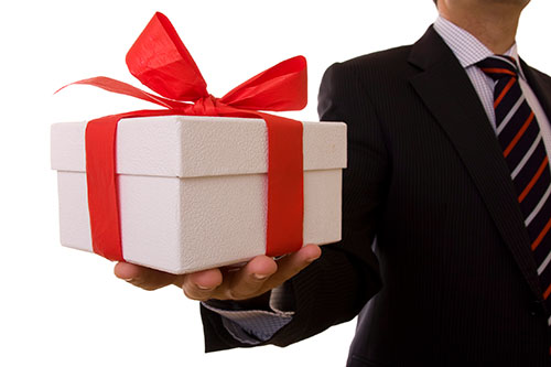 Что подарить деловому мужчине