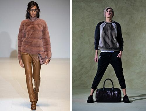 Модные свитшоты Gucci, Brunello Cucinelli
