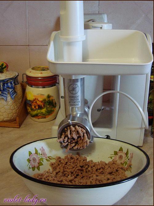 рецепт дрожжевых пирожков с мясом