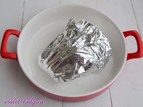 лосось маринованный рецепт