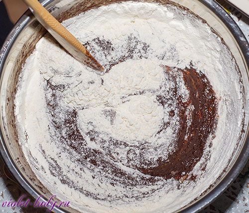 рецепт брауни с шоколадом