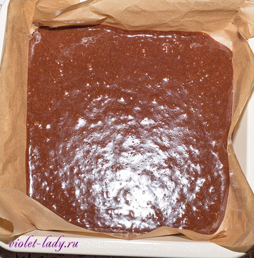 торт брауни рецепт