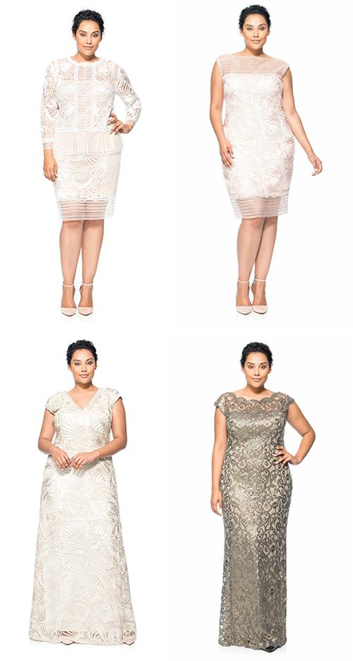 Белые вечерние платья для полных дам