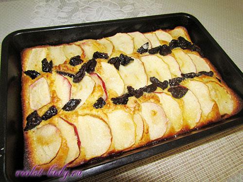 имбирный пирог рецепт