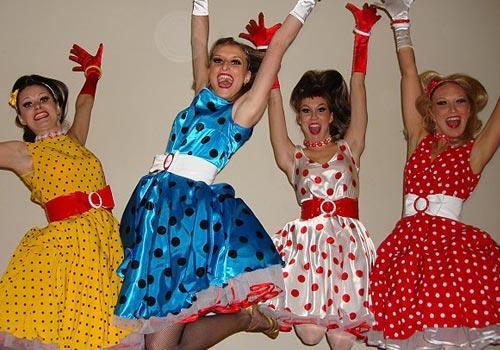 платья как у стиляг