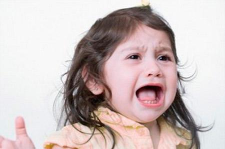 как воспитывать плаксивого ребенка