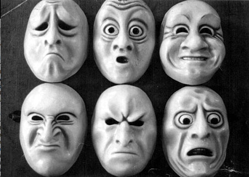 отрицательные эмоции