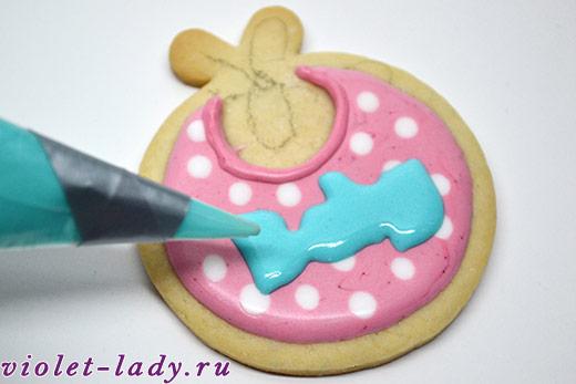 детское печенье на праздник