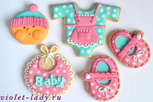 оригинальное домашнее печенье для детей