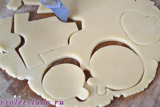 рецепт красивого печенья для детей
