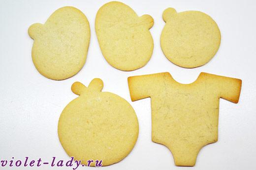 фоторецепт детского печенья