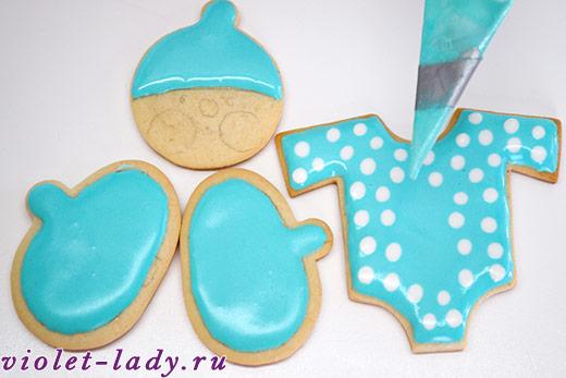 печенье на крестины ребенку