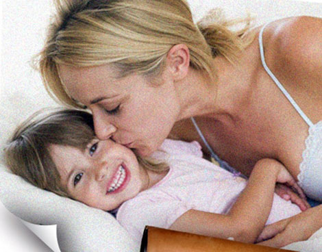 научить ребенка любить