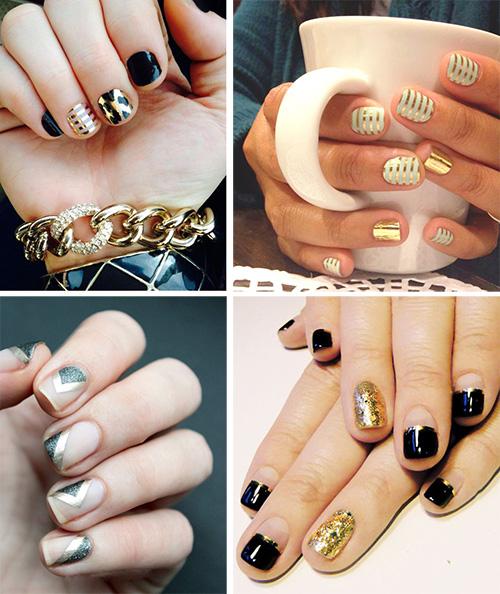 Симпатичные идеи для дизайна ногтей