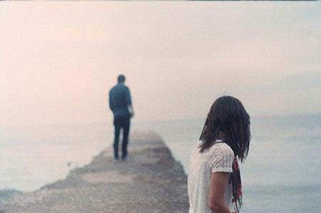 когда уходит любовь...