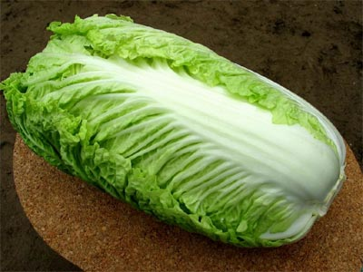 Салат из китайской капусты с крабовыми палочками и кукурузой