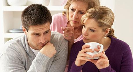 отношения с родителями и женское счастье
