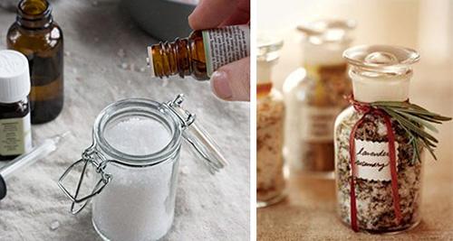 Нюхательные соли своими руками