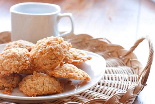 Овсяное печенье при грудном вскармливании – только польза