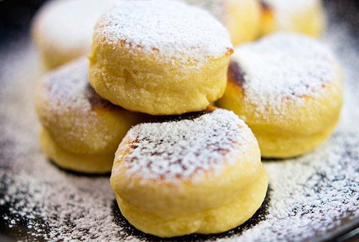 Печенье на сковороде на газу рецепт с фото
