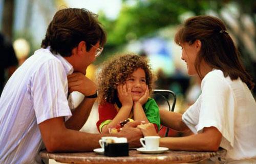 Ребенок и отчим