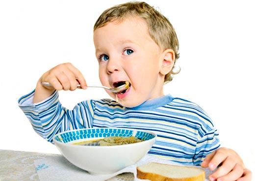 У ребенка нет аппетита причины